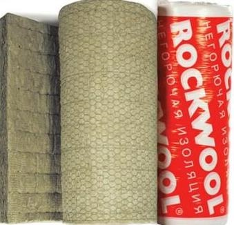 ROCKWOOL ALU WIRED MAT 105