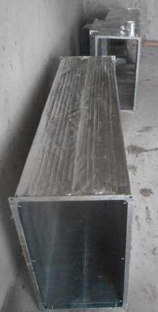 Теплоогнезащита для воздуховодов изовент
