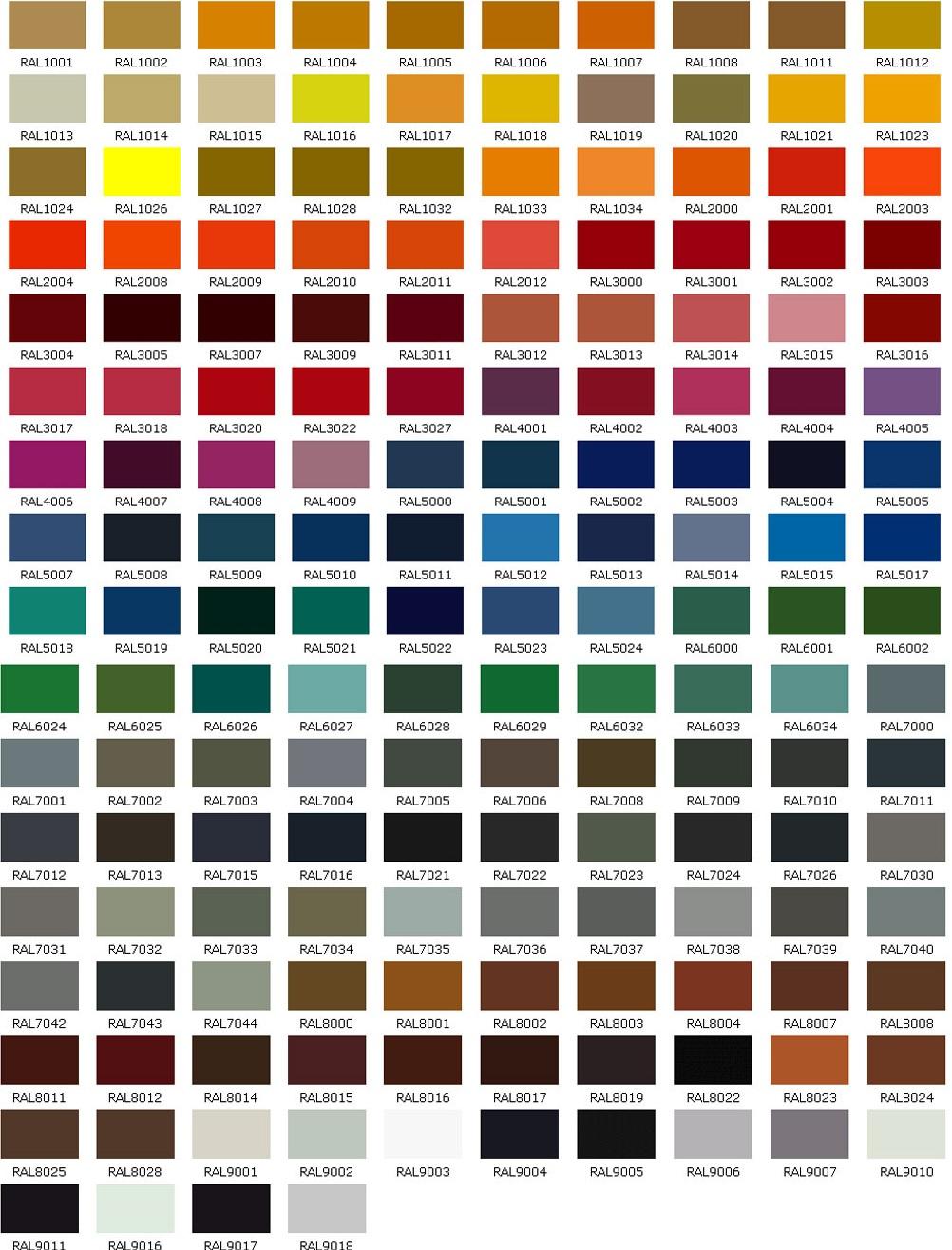ral 7038 какой цвет фото